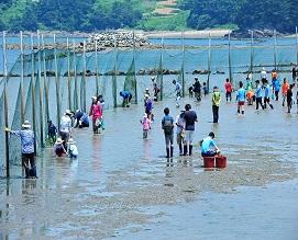 경남 남해 유포어촌체험마을