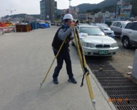 국가어항 시설물 안전점검