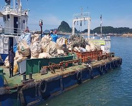 어선어업수역 환경개선사업