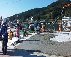 어항시설물 유지보수